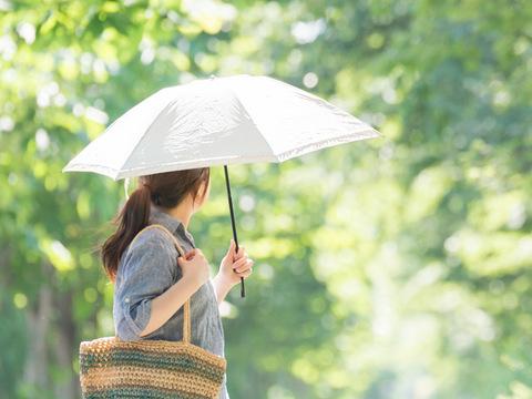 軽くてコンパクトな晴雨兼用傘が欲しい!