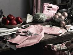 廃棄される野菜の美しい色「FOOD TEXTILE」のハウスリネン雑貨