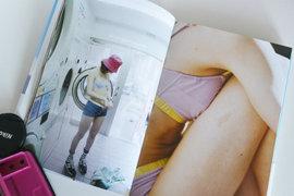 すっぴんの体が愛しくなるありのままのヌード写真集『脱いでみた。』