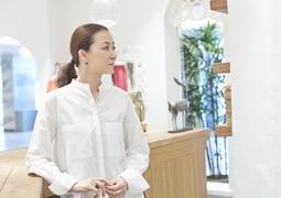 桐島かれんさんインタビュー「大切にしている自分スタイルとは?」