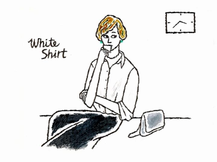 理想的な白シャツ探し。どう選ぶ? どう着る?【Enjoy Fashion!】
