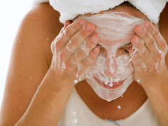 やってはいけない洗顔の6つのNG行為