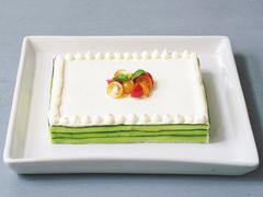 ケーキのようなおもてなしサンドイッチ「ケーキイッチ」の作り方