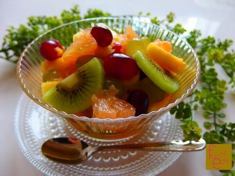 まずは朝食から、プチフルーツクレンズで夏仕様のカラダにリセット