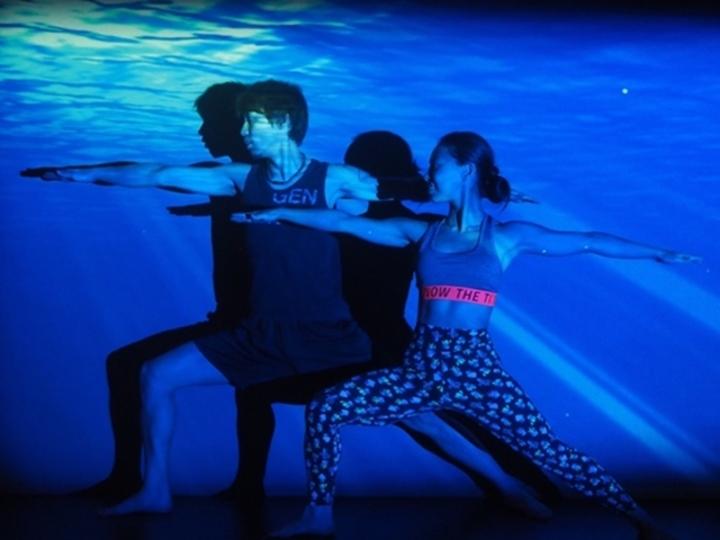 この夏、深海ヨガ体験。泳げなくても潜れます