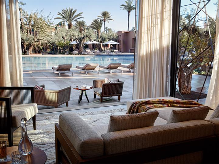 グルメ、絶景、極上スパ。旅の極楽を網羅する、世界3大ラグジュアリーホテル