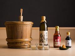 日本橋「麹と酒 一献三菜」で、和発酵調味料の旨味を知る