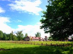 絵に描いたような牧場建築と絶品ソフトクリーム 岩手県・小岩井農場