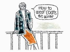 着丈別・自分に似合うコートを見つけるヒント【Enjoy Fashion!】