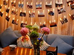 お部屋をクリスマス仕様にチェンジ。簡単に盛れるインテリアグッズ10選