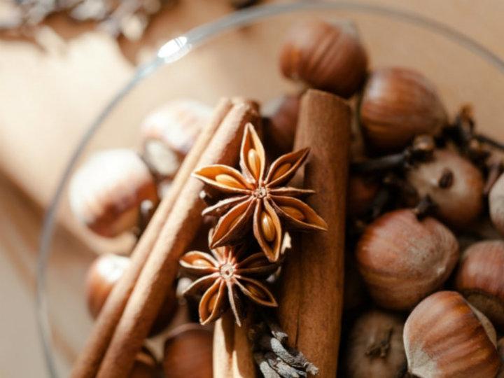 甘い香りに包まれる。クリスマス スパイスの作り方・調合レシピ
