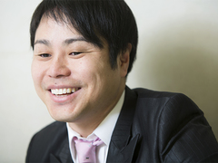 芸人NON STYLEの井上裕介さんが語る「人がいることのありがたさ」