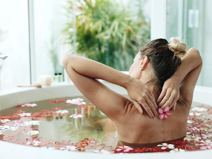 すっぴん美人が実践するお風呂活用術