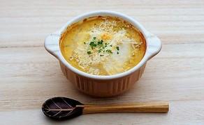 低カロリーでボリュームたっぷりなお豆腐みそグラタンレシピ