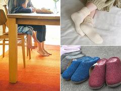 足元から徹底したい防寒対策、足を温めるアイテム5選