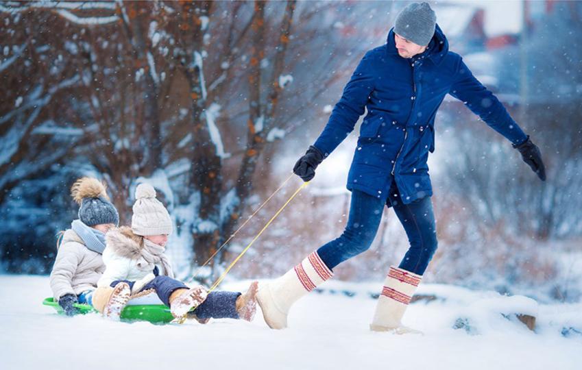 冬季うつ対策にも。寒くても外に出たほうがよい5つの理由
