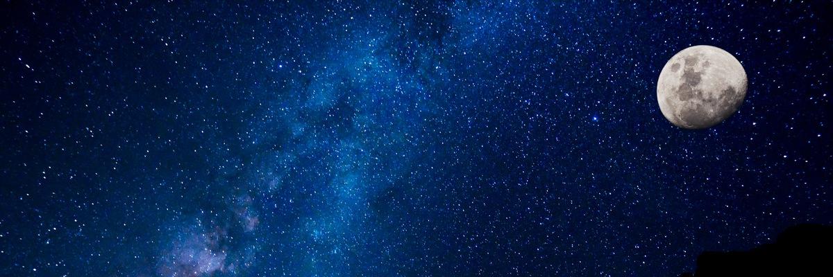 星と暮らす
