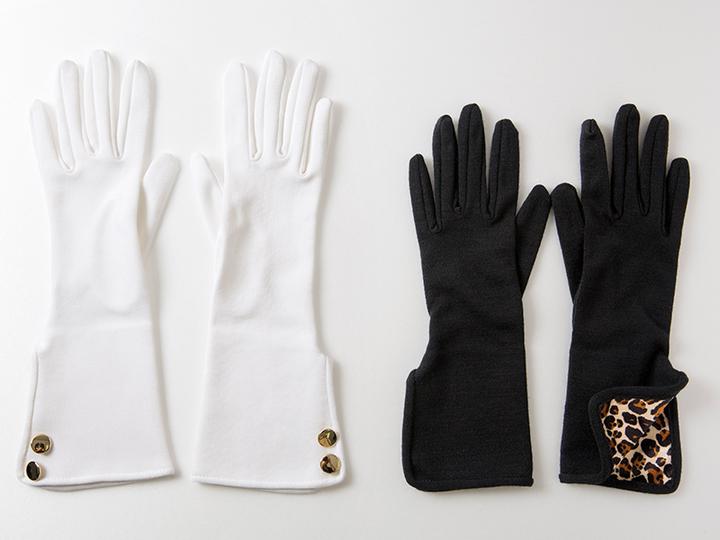 これが王室流コンシャス。コーネリア ジェームスのジャージィ手袋【コンシャスな名品5】