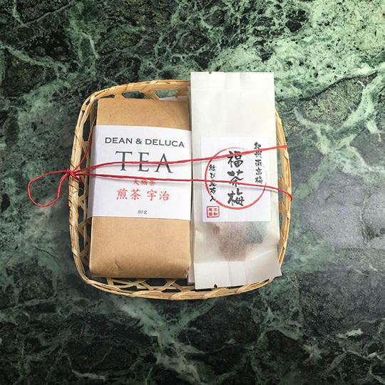 こんなに可愛い「大福茶」というセット【こぐれひでこの「ごはん日記」】
