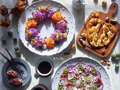 野菜をおめかしする「魅せベジ」でテーブルをもっと華やかに