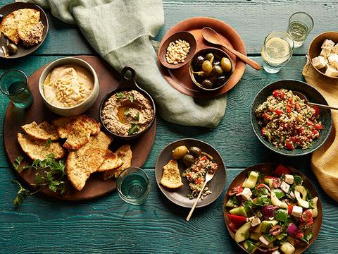 世界一ヘルシーな人たち地中海食の秘密とは?