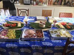 第1ステージは基本的に西洋式食事【こぐれひでこの「ごはん日記」】