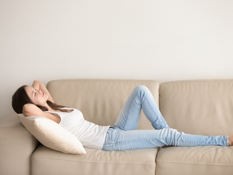 自律神経を整え、心が落ち着くセルフケア呼吸法