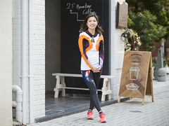 コーヒーショップ マーケティングディレクター粂原法子さん My Favorite Sports vol.003