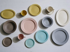 カラフルな色で料理の印象を変える器「SAKUZAN DAYS」