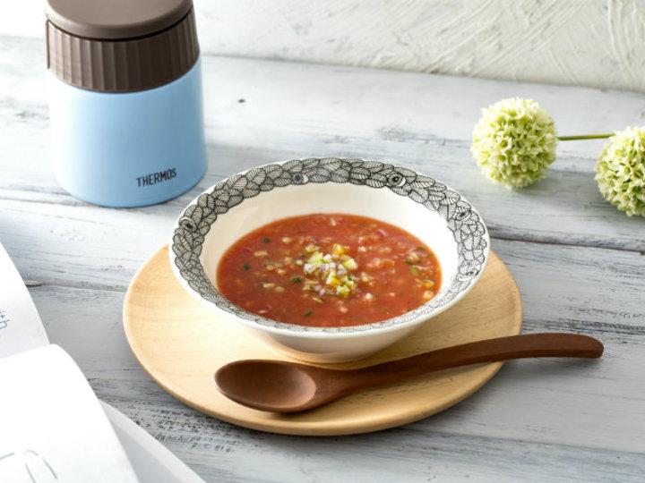 スープジャーを使った温レシピ。サーモスのお弁当教室へ