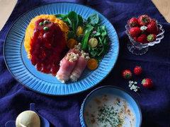 月曜から気分をあげる「#ブルー皿マンデー」ブームに注目