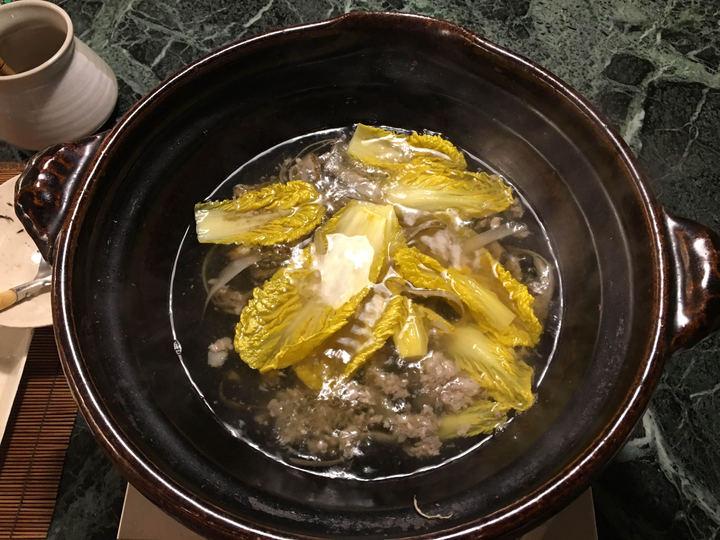 鰯のつみれ鍋は本当においしい【こぐれひでこの「ごはん日記」】