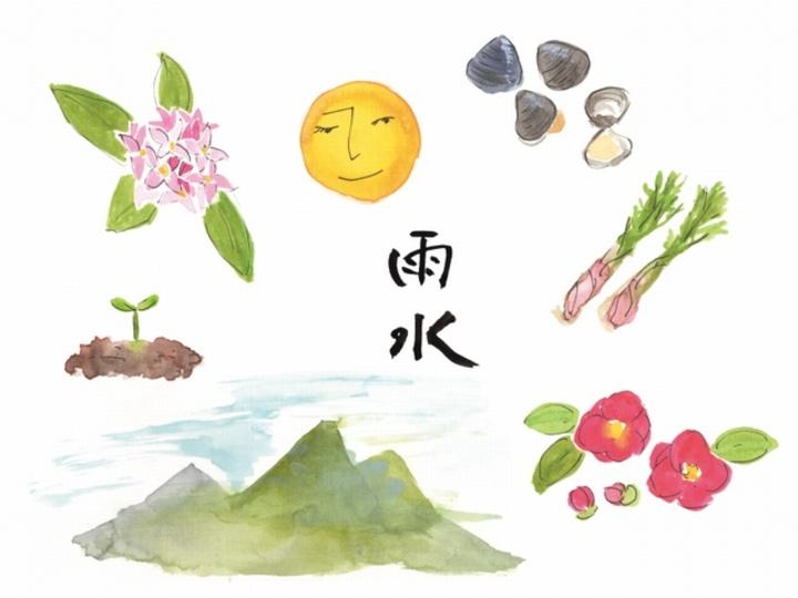 雨水の日からの過ごし方:旧暦新年! 大切な人を意識して、愛情豊かな1年にするには
