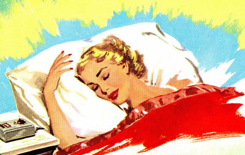 腰痛、いびきなど悩み別カラダによい寝方