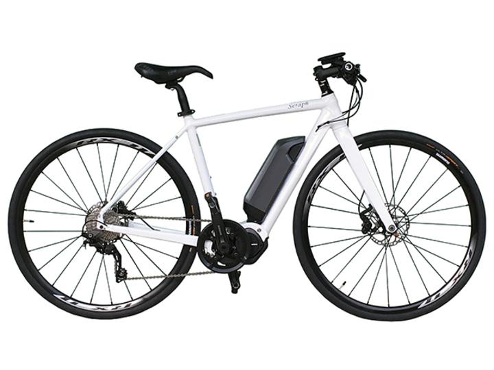 老舗のミズタニ自転車から、電動アシスト自転車「Seraph」が復活! クロスバイクの進化系に注目です