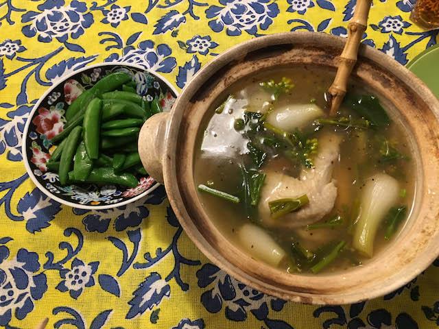 718.04.10夜手羽先のスープ