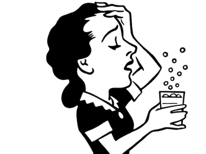 片頭痛に効く、薬をつかわない方法トップ3