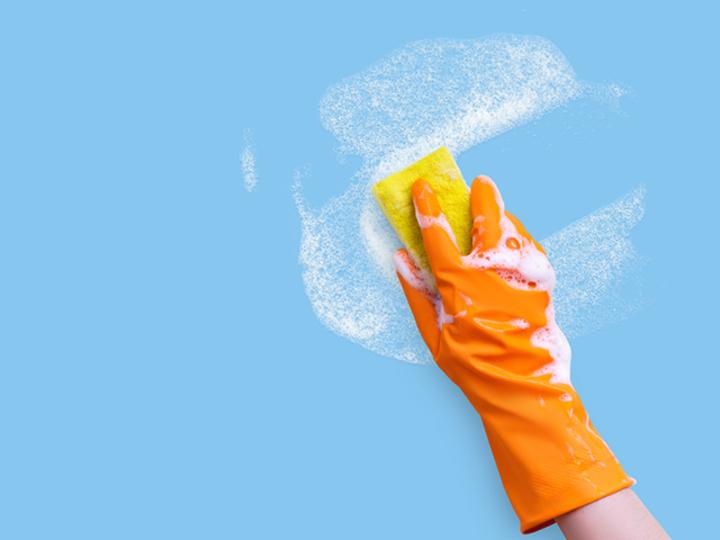 水垢はデニムで消える。春の大掃除「スプリング・クリーニング」のすすめ