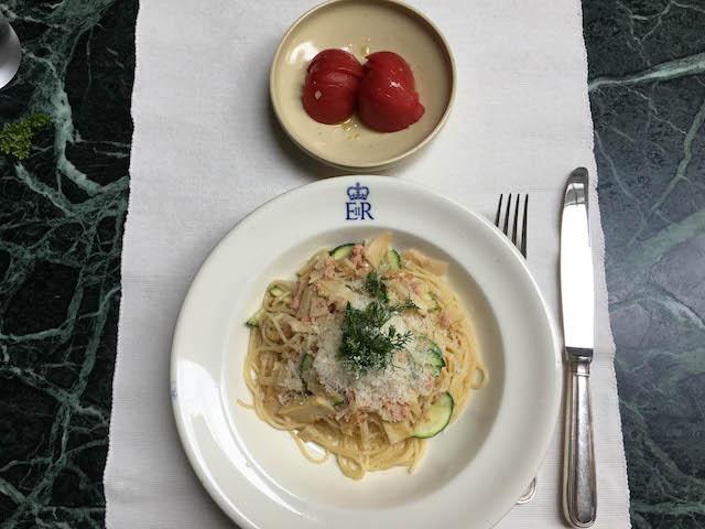 18.04.24昼スパゲッティ
