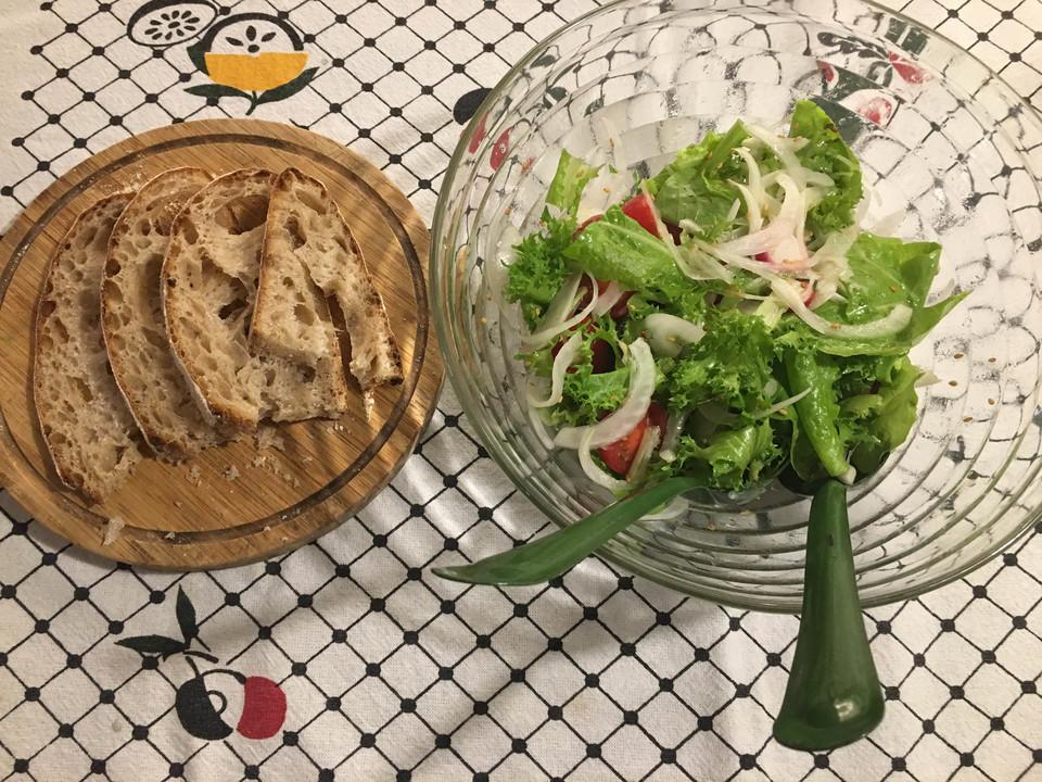 18.4.25夜サラダ
