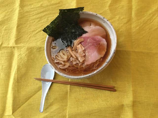 18.5.10昼比内地鶏ラーメン