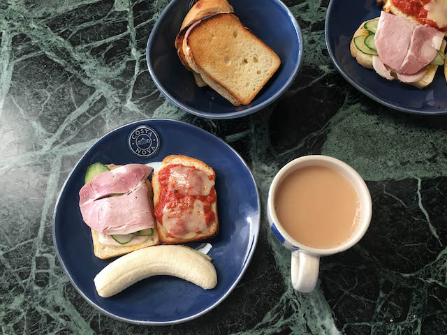 18.05.19朝サンドイッチ