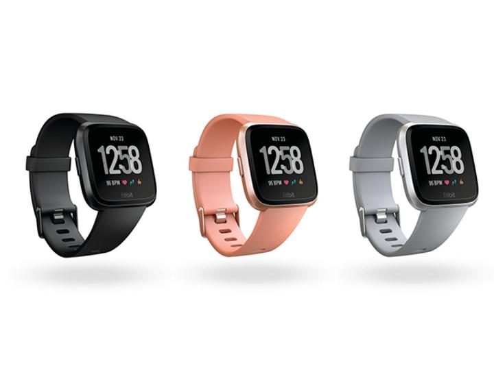 生理、睡眠、活動量。女性の健康をサポートするスマートウォッチ「Fitbit Versa」が登場!