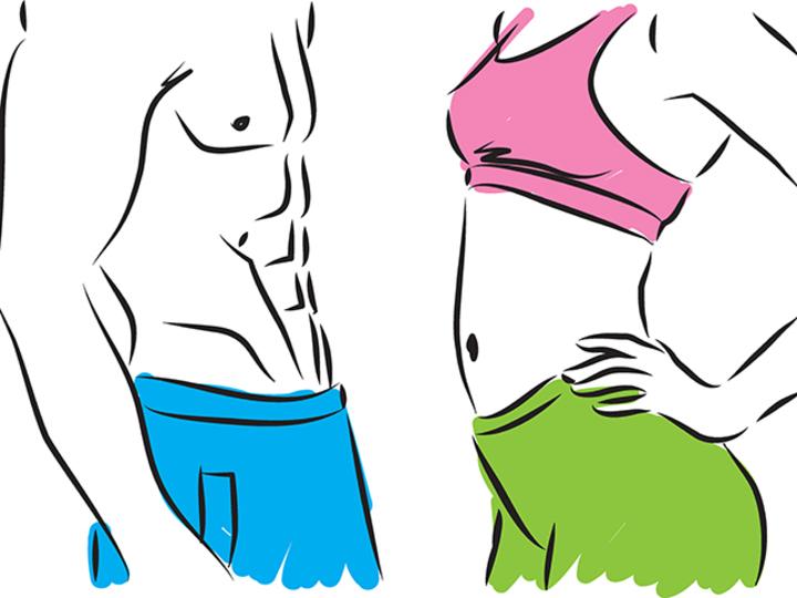 「腹筋運動は意味なし」という悲しいお知らせ。効果的な腹筋エクササイズは?