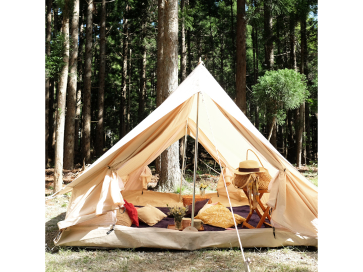 女子キャンプにおすすめのテント5選