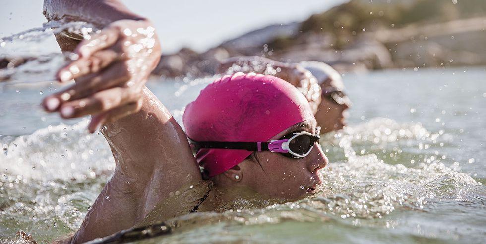 16水泳をがんばっている人