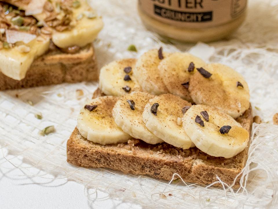 バナナトースト2
