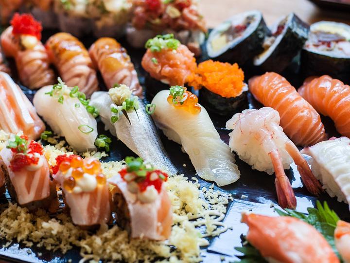 ダイエット中におすすめのネタは? 太らないお寿司の食べ方