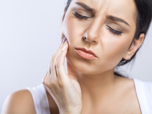 歯列矯正による痛み