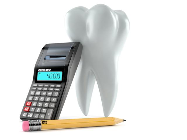 歯列矯正にかかる費用